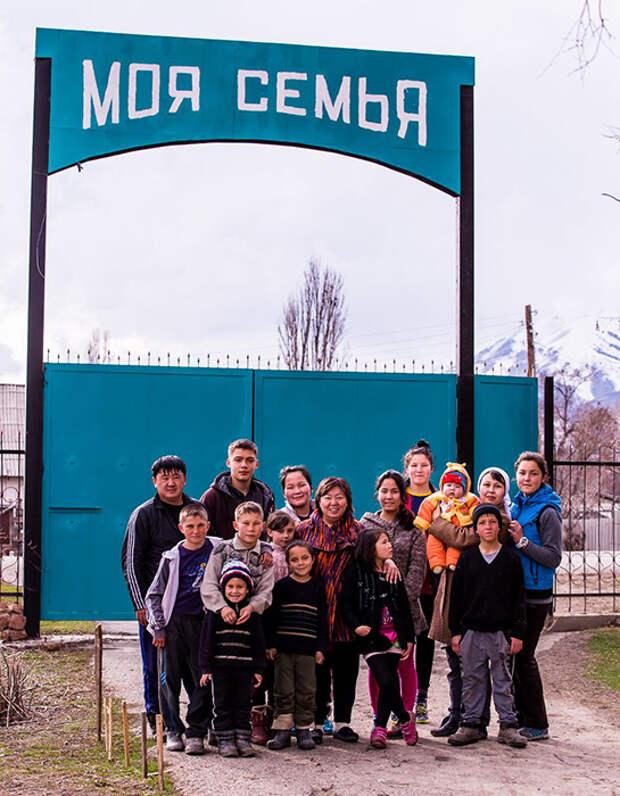 Как простая киргизка стала мамой для 145 детей и отстроила православный монастырь