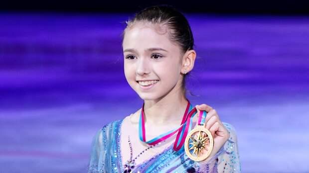 Ученица Тутберидзе Валиева победила американскую звезду вфинале Гран-при. Квады непонадобились