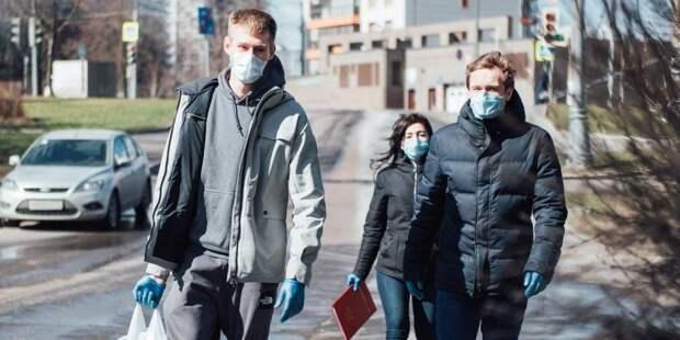 Собянин: Занятые с людьми соцработники получат доплату 25 тыс рублей Фото: mos.ru