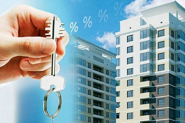 Ипотечный ажиотаж в России. Рекордная сумма долгов за прошлый год