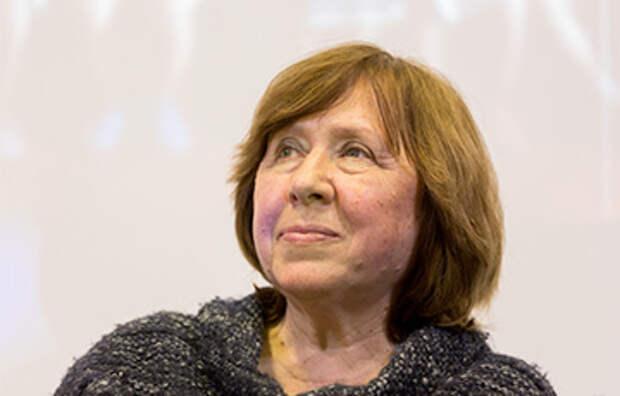 Светлана Алексиевич зовёт белорусов на Майдан