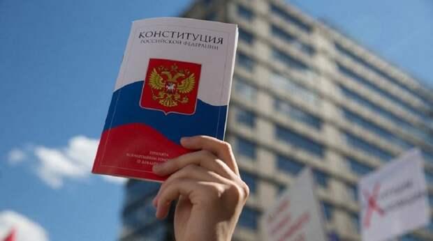 Проголосовать по поправкам в Конституцию можно будет по почте или через портал госуслуг