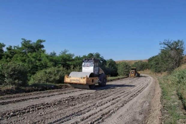 В Краснодаре весной начнется ремонт гравийных дорог