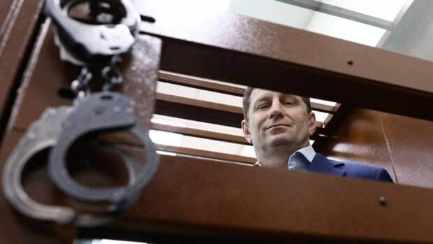 Дело экс-губернатора Хабаровского края Фургала передали в Генпрокуратуру