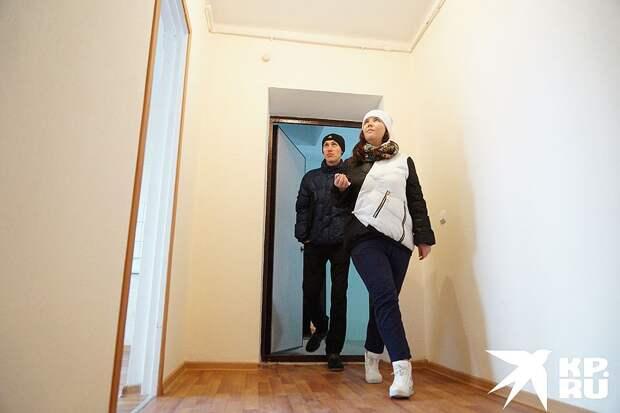 Ежегодно город выделяет жилье выпускникам детдомов Фото: Алексей БУЛАТОВ