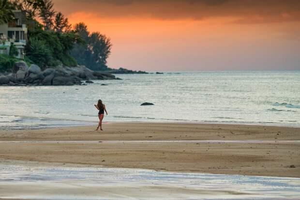 Иностранцы смогут посетить таиландский остров Пхукет с 1 июля при наличии прививочного сертификата