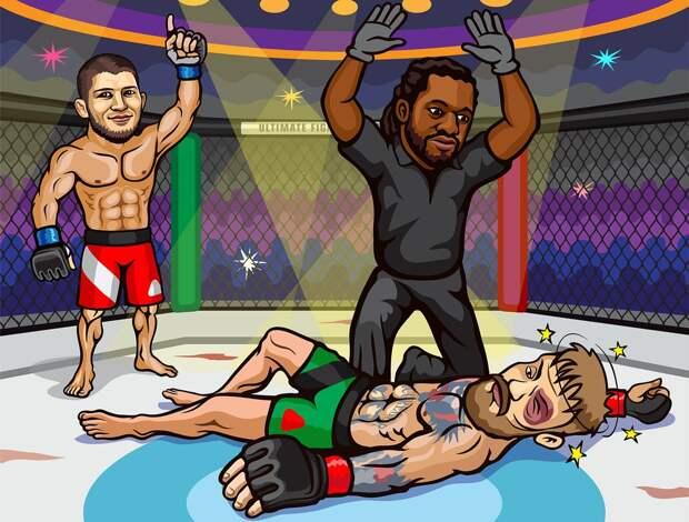 Хабиб: «Не согласился бы на шоу с Конором, даже если бы предложили 5 млрд долларов и право собственности на UFC»