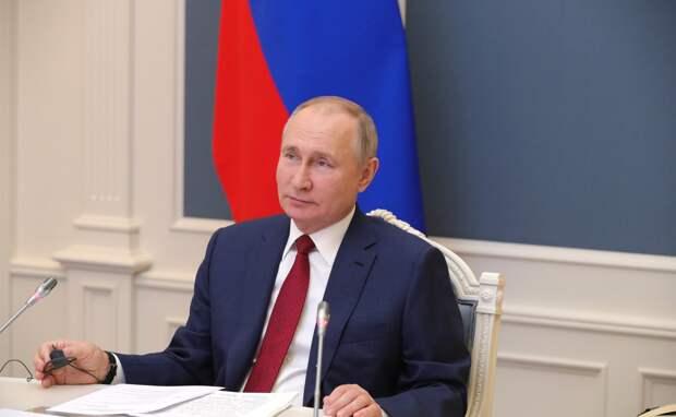 Китайцы оценили речь Путина на параде Победы