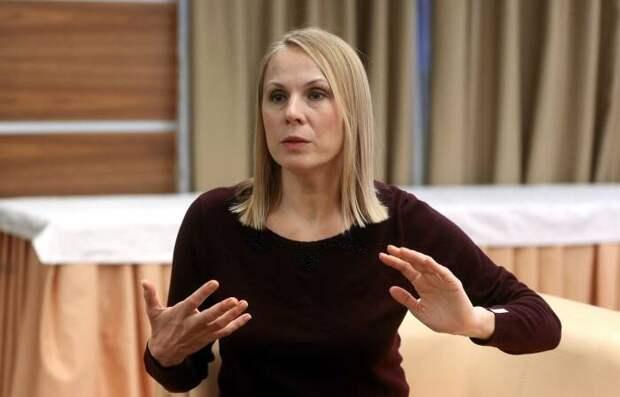 Дина Корзун. / Фото: www.tass.ru
