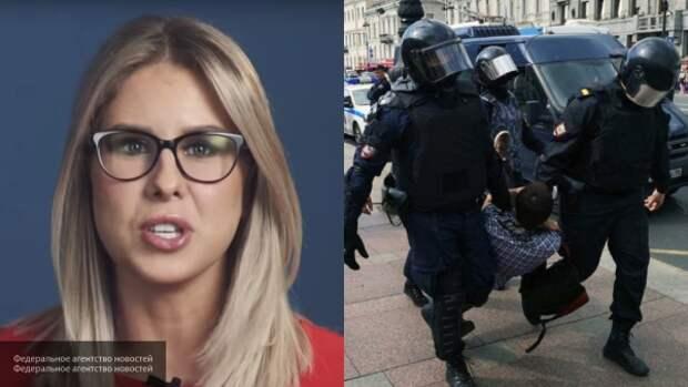 Суд в пятый раз оштрафовал Соболь за организацию незаконных митингов