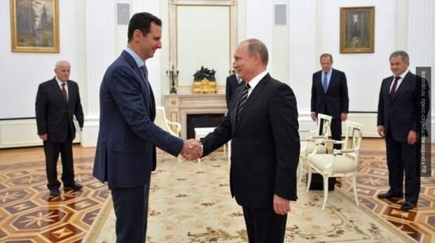 Европейские СМИ признали победу Путина над США