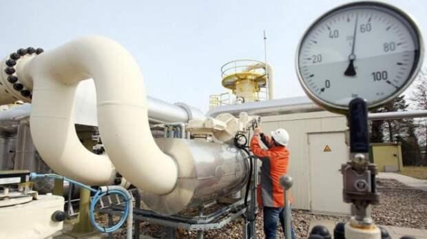Европа рекордно опустошила хранилища газа за осень и зиму 2020–2021 годов