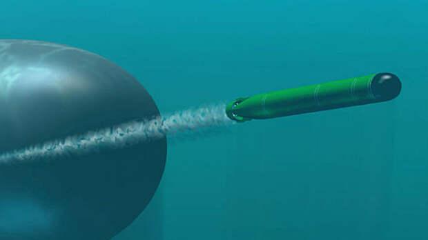 В Китае назвали преимущества российских торпед УЭТ-1 над американскими аналогами