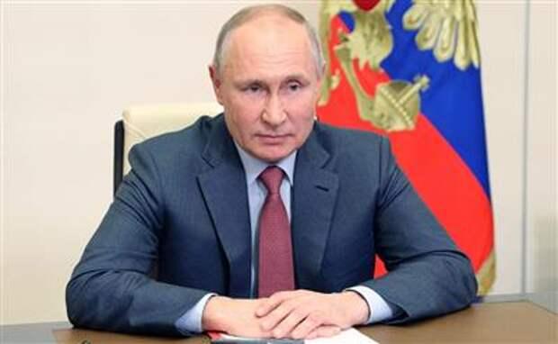 Экономика России постепенно преодолевает последствия эпидемии - Путин