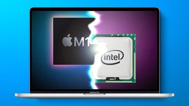 Apple добьёт Intel на рынке компьютеров в следующем году. Что она готовит?