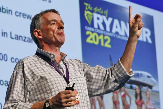 Глава Ryanair заявил, что в самолёте были сотрудники КГБ Белоруссии