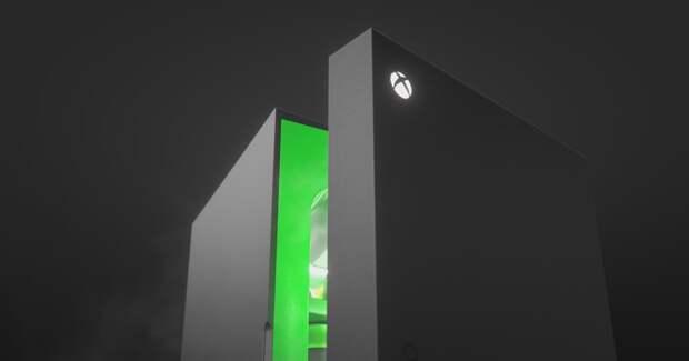 Холодильник от Xbox стал хитом продаж
