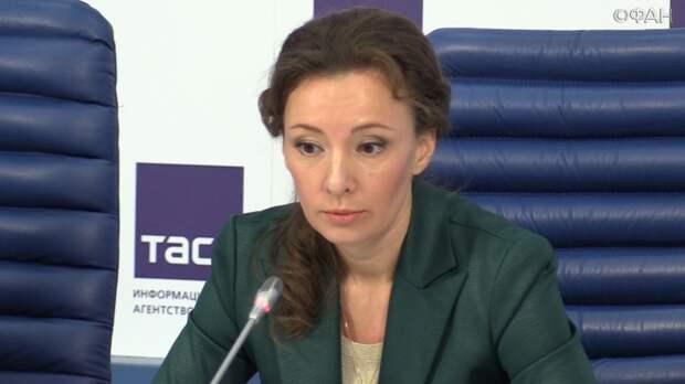 Аппарат детского омбудсмена РФ окажет помощь пострадавшим в школе в Казани