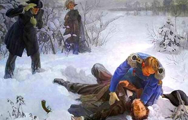 Был ли шанс спасти Пушкина после дуэли? Мнение современных специалистов