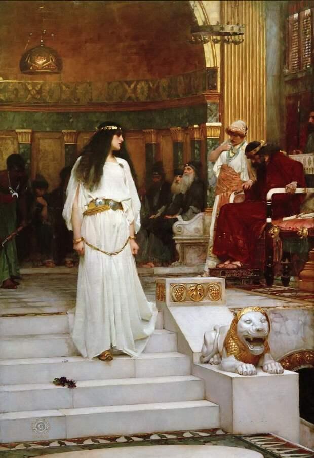 Ирод и Мариамна I