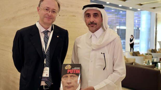 Соавтор биографии Владимира Путина: Я знаю, чей это дворец