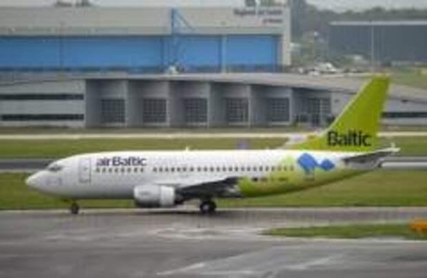 Авиакомпания airBaltic начинает летать из Риги в города России