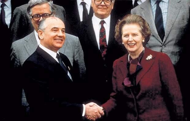 Маргарет Тэтчер: Как мы разрушали Советский Союз