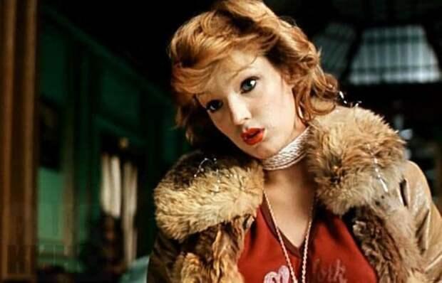 Кто играл иностранных красавиц в отечественных фильмах
