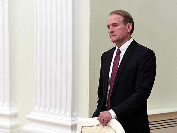 Украинская прокуратура обжаловала арест Медведчука