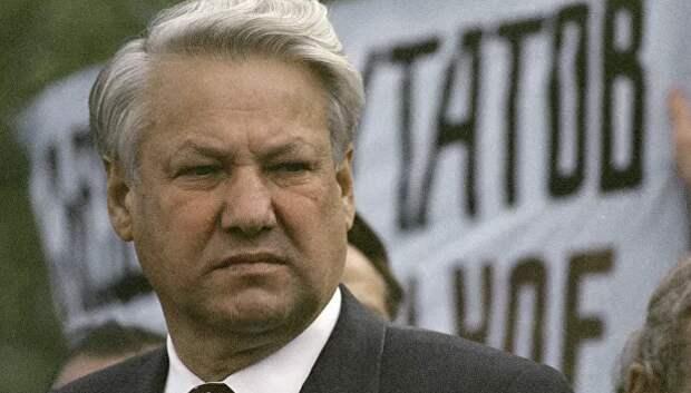 Бывший вице-премьер заявил, что Ельцин отказался присоединять Крым