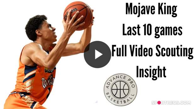 Mojave King - Video Scouting Insight