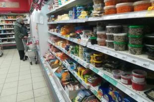 Почему в России никак не введут маркировку продуктов?