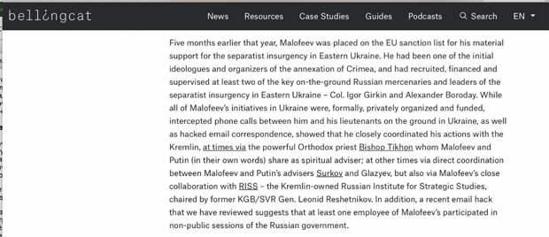 """""""Русский заговор"""": Майдан в Австралии готовят казаки"""