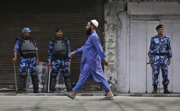 Кашмир и права человека: взгляд из Пакистана
