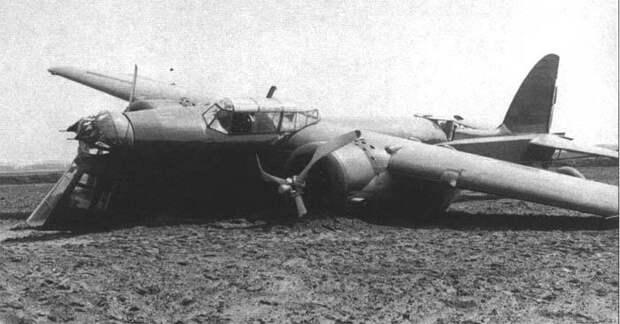 Боевые самолеты. Когда неудачен во всем