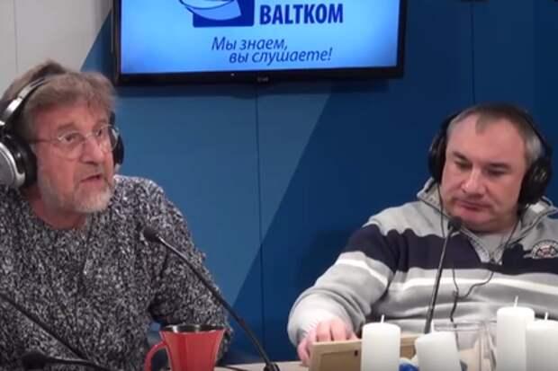 Речь Фоменко и Ярмольника на латвийском радио спровоцировала бурную дискуссию в Сети | Продолжение проекта «Русская Весна»