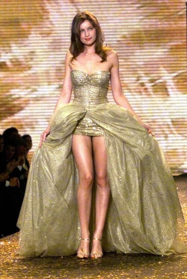 Летиция Каста — топ-модель и символ Франции