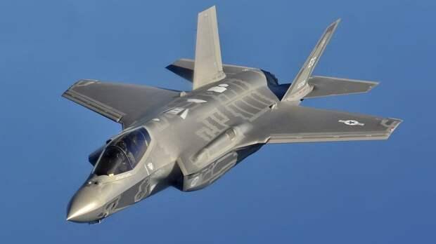 Швейцария отказалась от французских истребителей Rafale в пользу американских F-35