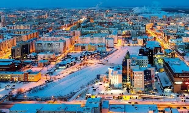 В царстве холода: 10 главных городов Якутии