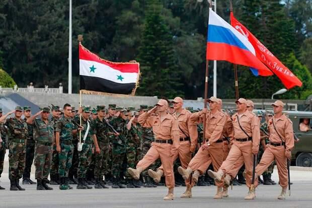 Что Россия делает в Сирии