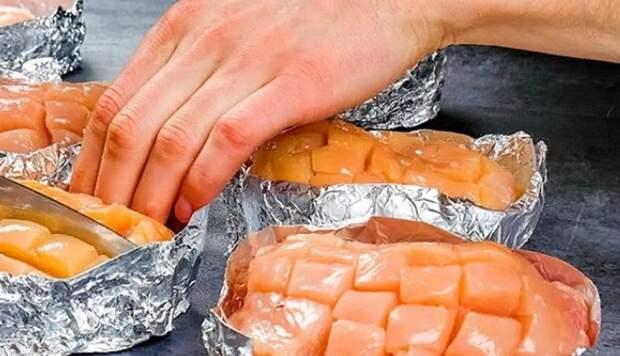 Запекаем куриную грудку как жульен: нежно и ароматно!