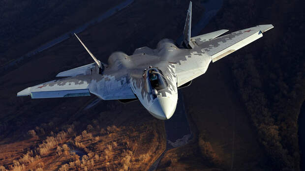 Американских экспертов впечатлило новое вооружение Су-57