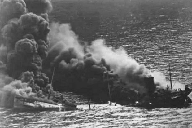 Таллинский переход: самое страшное поражение Балтийского флота