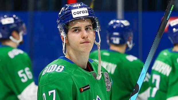 Молодой русский талант собрался в Канаду, но он провалился даже в МХЛ. Амиров может загубить себе карьеру