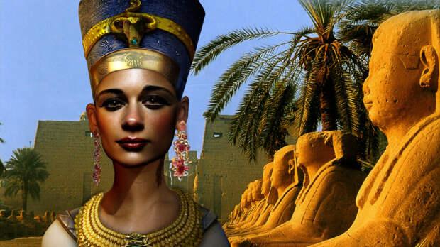 Что случилось с таинственной и красивой царицей Нефертити?