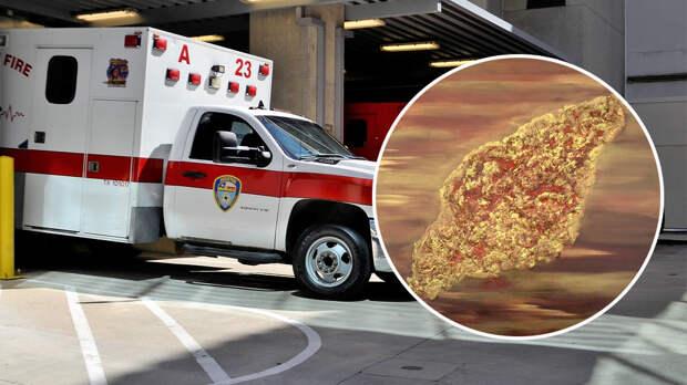 В США распространяется бактерия, которая пожирает человеческий мозг