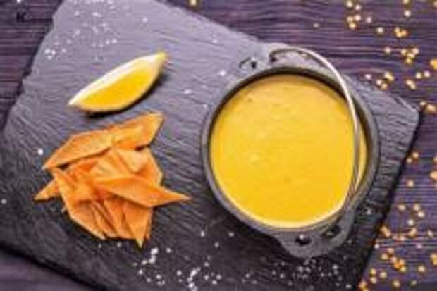 Ливанский горячий суп «Адас»