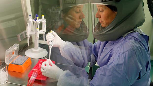 В США разрабатывают биологическое оружие против жителей России?