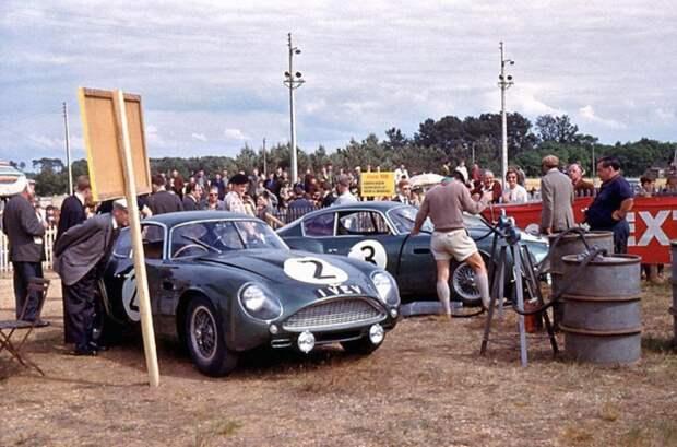 Привет из прошлого: как Aston Martin подарил Zagato старый DB4 GT aston martin, aston martin db4, zagato, авто, автодизайн, автомобили, олдтаймер, ретро авто
