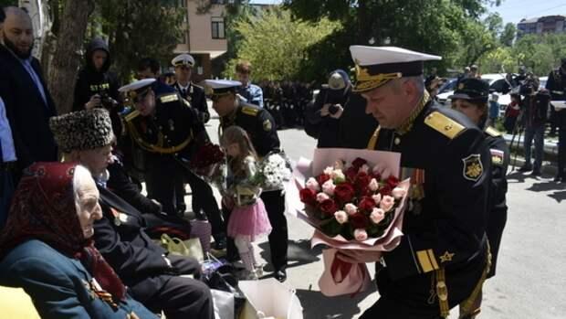 Командующим Каспийской флотилии в Дагестане стал контр-адмирал Пешков